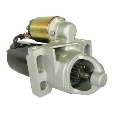 Rareelectrical - New 12T Starter Fits Mercruiser Hi-Performance Engines 508M8021116 50-8M8021116 - Image 1