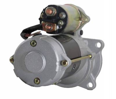 Rareelectrical - New 12V Starter Motor Fits 92-99 Ford Truck L6000 7000 8000 9000 5.9 3675172Rx 323504 - Image 2