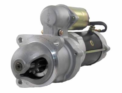 Rareelectrical - New Starter Fits Clark Lift Truck C500-60 / 70 / 80 4-248 10461484 2743535 2385788 1113288 1109540 - Image 1