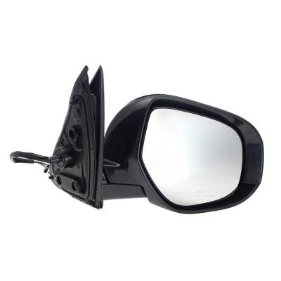 TYC - New Right Passenger Side Door Mirror Fits Mitsubishi Outlander 2014-2016 7632B376 7632B456 Mi1321150 - Image 2
