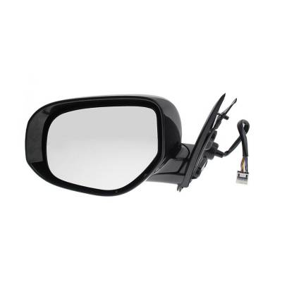 TYC - New Left Side Door Mirror Fits Mitsubishi Outlander Limited 2016-2018 7632B411xa - Image 2