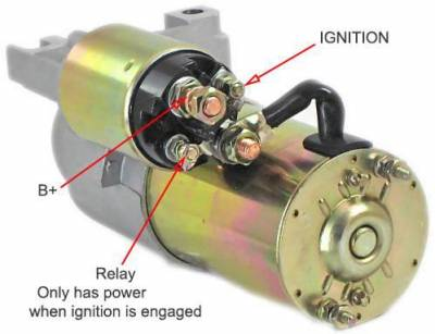 Rareelectrical - New Starter Fits 79-85  Volvo Penta Marine Inboard Aq290a 50-806965A2 3855882 18-5919 3854750-1 - Image 4