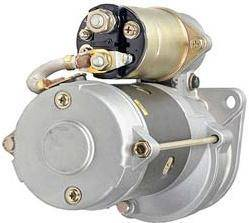 Rareelectrical - New 24V Starter Motor Compatible With Consolidated Diesel 10455500 1998488 10455502 10461283 - Image 2