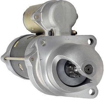 Rareelectrical - New Starter Motor Compatible With Dresser Loader 510B Cummins 4Bt 3.9L 3604677Rx 10455500 3604677Rx - Image 1