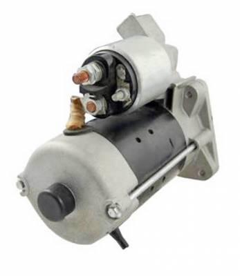 Rareelectrical - New Starter Motor Fits European Model Peugeot Boxer 2.8L 2000-On 1349920080 5802Z3 - Image 2
