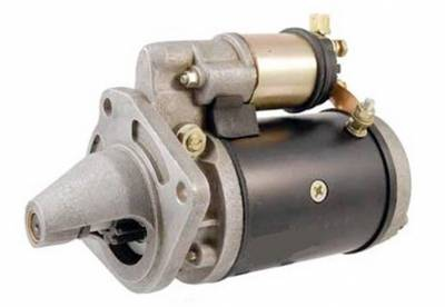 Rareelectrical - New 10T Starter Motor Fits European Model Rover By Part Number 26256 Lrs00139 - Image 1