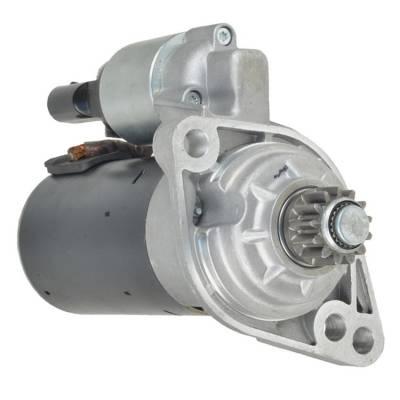 Rareelectrical - New 12V Starter Fits Skoda Europe Fabia Fabia Combi 2010-14 02Z-911-023S 458414 - Image 1
