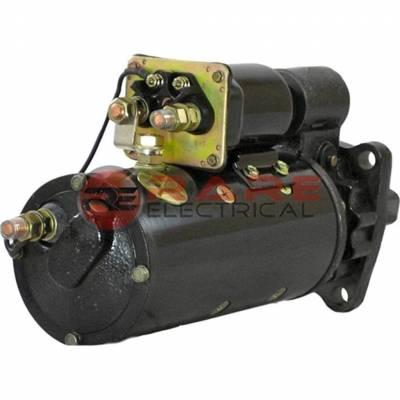 Rareelectrical - New Starter Motor Fits Industrial Engines 1963-1982 6V-53 Detroit Diesel 1114077 - Image 2