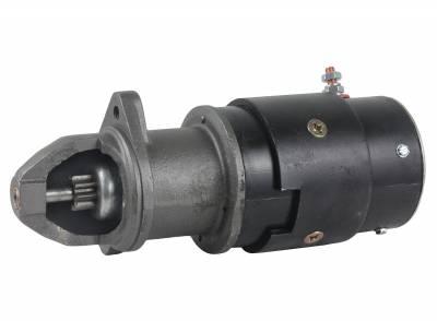 Rareelectrical - New 12V Starter Fits Ftis Chrysler Marine Engines Lm318b M273a 46-579 2875928 Mdt7021 - Image 1