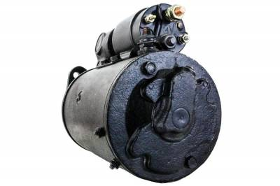 Rareelectrical - New Starter Motor Fits White Cockshutt Tractor 1555 1655 1750 1755 1855 770 Diesel 323-703 323703 - Image 3