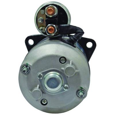 Rareelectrical - New 24 Volt 10 Tooth Starter Compatible With Applications By Part Number 11.131.104 Is1035 Azj3381 - Image 4