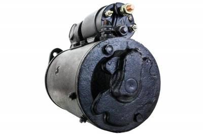 Rareelectrical - New Starter Motor Fits Massey Ferguson Combine Mf410 Mf740 Mf750 Mf760 Perkins Diesel 323-703 323703 - Image 3