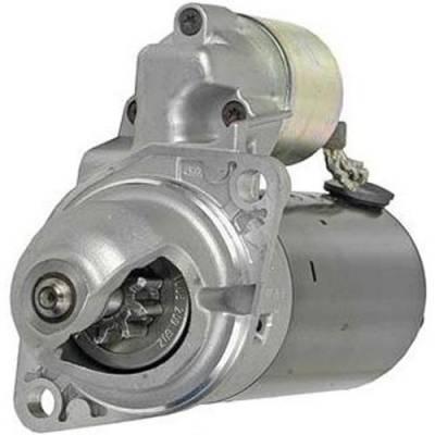 Rareelectrical - New Starter Fits Lombardini 15Ld 350 400 440 0-001-107-040 0001107040 0-001-107-046 0001107046 - Image 1
