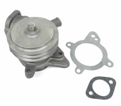 Rareelectrical - New Heavy Duty Water Pump Compatible With Cummins Truck Dina 155 Aw2054 Ascwp-9560 14079D05 Ar61789 - Image 1