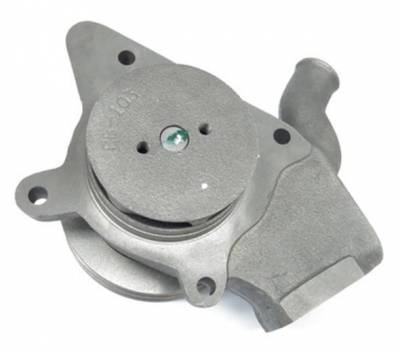 Rareelectrical - New Heavy Duty Water Pump Compatible With Cummins Truck Dina 155 Aw2054 Ascwp-9560 14079D05 Ar61789 - Image 3