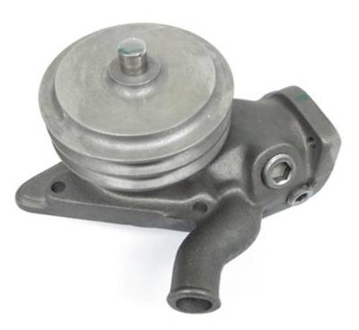 Rareelectrical - New Heavy Duty Water Pump Compatible With Cummins Truck Dina 155 Aw2054 Ascwp-9560 14079D05 Ar61789 - Image 4