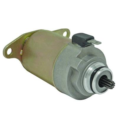 Rareelectrical - New 12V Starter Fits Sym Scooter Fiddle Ii S Jet Sr 50 2009-11 2012 2013 801638 - Image 1