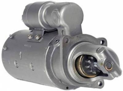 Rareelectrical - New Starter 12V 10T Cw Dd Fits Massey Ferguson Mf-33/44 W/Perkins 6-354 Engine - Image 1