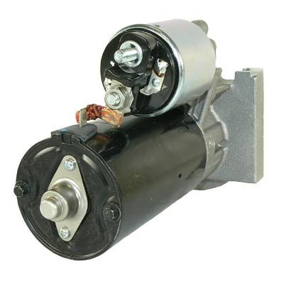 Rareelectrical - New 12 Volt 9T Starter Fits Holden Europe Commodore Pickup 3.8I 1988-12 92046275 - Image 2