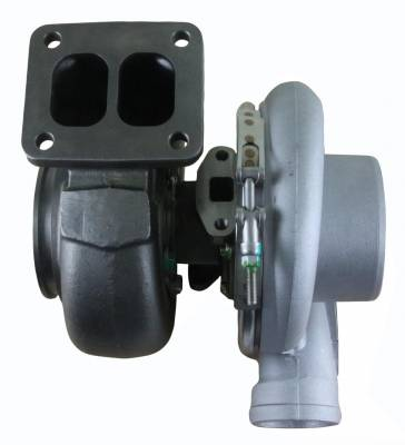 Rareelectrical - New Turbocharger Fits Cummins Industrial Models 6Cta Engine 1986-2013 3524034 3528777 3528778 - Image 3