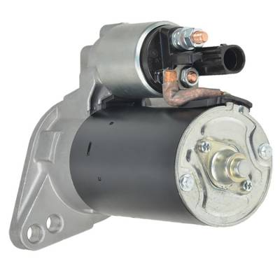 Rareelectrical - New 12 Volt 13 Tooth Starter Fits Audi Europe A3 Sportback 2009-13 02Z-911-023Sx - Image 2