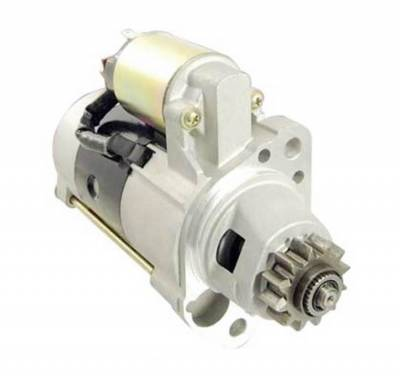 Rareelectrical - New Starter Motor Fits European Model Nissan Tino 2.2L Turbo Diesel 03-On 23300-8H801 - Image 1