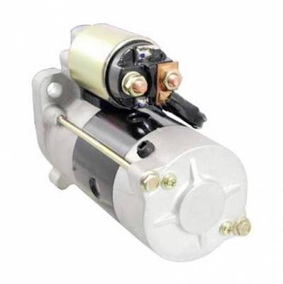 Rareelectrical - New Starter Motor Fits European Model Nissan Tino 2.2L Turbo Diesel 03-On 23300-8H801 - Image 2