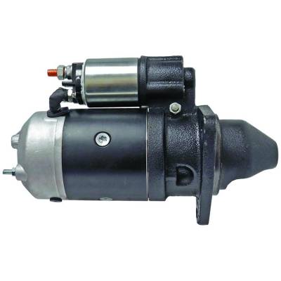 Rareelectrical - New 10 Tooth 24 Volt Starter Compatible With Applications By Part Number 11.131.104 Is1035 Azj3381 - Image 2