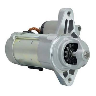 Rareelectrical - New Starter Fits Ford F-150 Xlt Extended Cab 2017 2018 438000-1461 Tn438000-1462 - Image 1