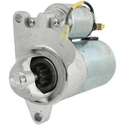 Rareelectrical - New 12V 10 Tooth Starter Fits Mazda B4000 4.0L 1998-2007 F77u11000aa Zzp2-18-400 - Image 1