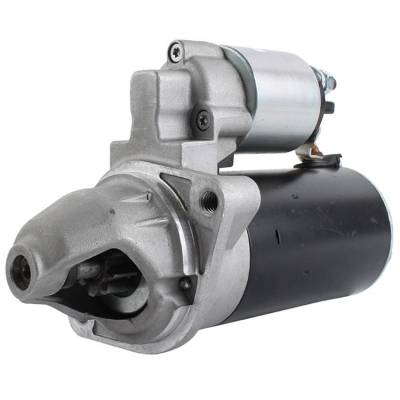 Rareelectrical - New 12V 9T Starter Fits Bmw Europe 3 Series 11-16 4 Series 220I 13-14 0001138057 - Image 1