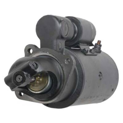 Rareelectrical - New Starter Fits International Tractor 2544D 2656D Hydrostatic Diesel 396574R91 - Image 1
