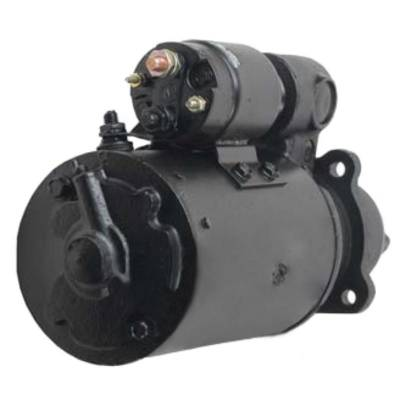 Rareelectrical - New Starter Fits International Tractor 2544D 2656D Hydrostatic Diesel 396574R91 - Image 2