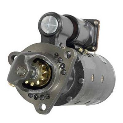 Rareelectrical - New 64V Starter Fits Cummins Engine K Series 1991-1992 10478807 10478808 1993798 - Image 1