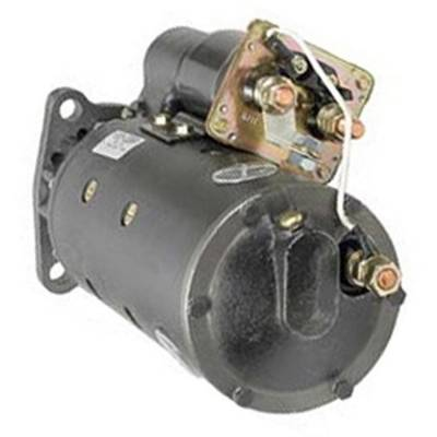 Rareelectrical - New 64V Starter Fits Cummins Engine K Series 1991-1992 10478807 10478808 1993798 - Image 2