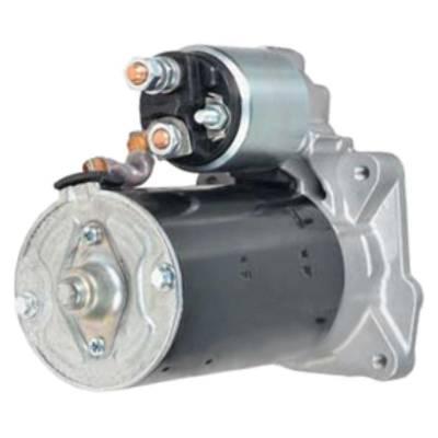 Rareelectrical - New 12V Starter Fits Fiat Europe Ducato F1ce3481e 180 130Kw 2011 8Ea-738-258-891 - Image 2