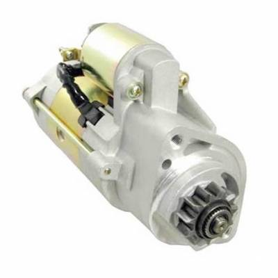 Rareelectrical - New Starter Motor Fits European Model Nissan Navara 2.5L Dci D40 2005-On 23300-Eb300 - Image 1