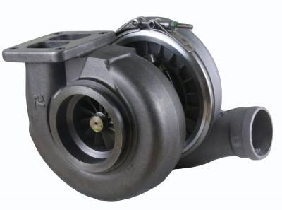 Rareelectrical - New Turbocharger Fits Peterbilt Tractor Trucks 12.7L 12.0L 10.5L 10.0L  J909308 Jr909308 J919199 - Image 2