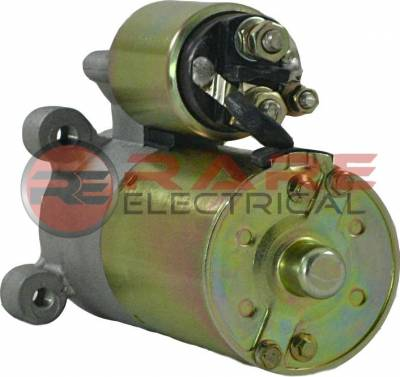 Rareelectrical - New Starter Motor Fits 98 99 00 02 02 03 Ford Zx2 2.0L 280-5118 93Bb-11000-Hb Sa-813 - Image 2