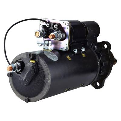Rareelectrical - New 32 Volt Starter Fits Murphy Diesel Engine Mp-21 Mp-22 Mp-24 1964-80 1113859 - Image 2