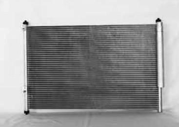 TYC - New Ac Condenser Fits Suzuki 06-12 Grand Vitara Sz3030122 Pfc P40523 95310-64J00 3635 P40523 - Image 1