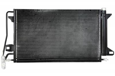 Rareelectrical - New Ac Condenser Fits Lincoln 06-12 Mkz Zephyr 6N7z19712a Fo3030208 P40495 7-3390 P40495 6N7z19712a - Image 1