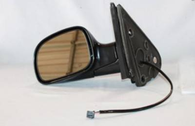Rareelectrical - New Door Mirror Pair Fits Chrysler 01-07 Town & Country Dodge Caravan Power W/ Heat Ch1321199 - Image 2