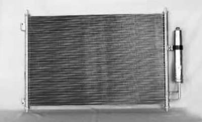 Rareelectrical - New Ac Condenser Fits Nissan 08-13 Pfc Rogue 92100Jg000 Ni3030164 3157 7-4734 92100Jg000 Ni3030164 - Image 1