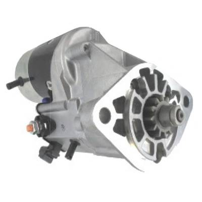 Rareelectrical - New 24V Starter Fits Toyota Land Cruiser 80 1990-1997 28100-17051 228000-5983 - Image 1