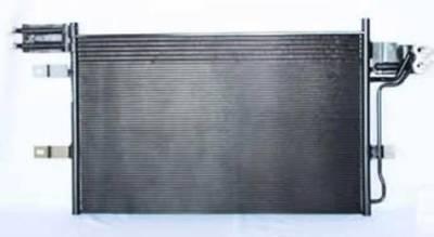 TYC - New Ac Condenser Fits Ford 08-12 Flex Taurus 8G1z-19712-A Fo3030216 3124 73678 471185 8G1z-19712-A - Image 1