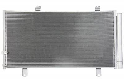 Rareelectrical - New Ac Condenser Fits Toyota 05-13 Toyota Avalon Camry Hybrid Venza 8846006210 3795 P40429 10439 - Image 2