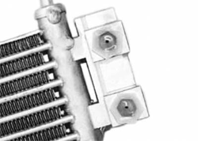 TYC - New Ac Condenser Fits Ford 06-11 Crown Victoria Pfc 9W7z19712a Bw7z19712a Fo3030204 - Image 3