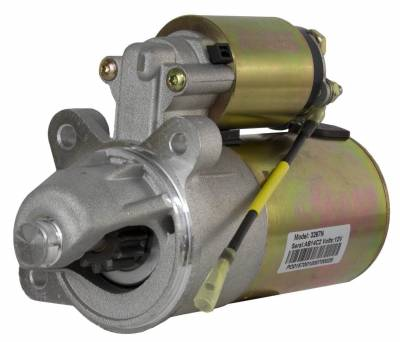 Rareelectrical - New Starter Motor Fits 97 98 Ford Expedition 4.6 5.4 V8 Sr7533n F6vu-11000-Aa F6vz-11002-Aa - Image 1
