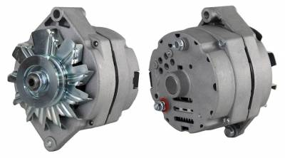 Rareelectrical - New 24 To 12 Volt Alternator And Starter Kit Fits John Deere Tractor 3020 Ty16172 Ts-8000 Ty16172 - Image 2